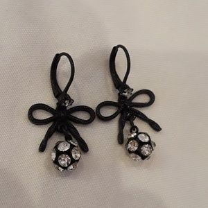 Betsy Johnson earrings.